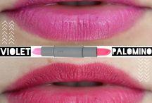 M a k e u p :  Lip Products