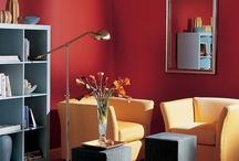 Bold Interior Painting Ideas