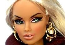 Barbie Fashionista / by Jane Schichi