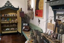 Our shop / onze winkel / An impression of our lovely shop in Leerdam,NL