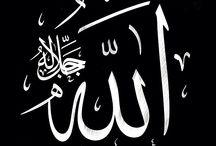 """""""ALLAH & RASULLULLAH:"""