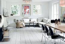 Hjem og møbler