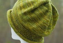 Knitting patterns - Hats