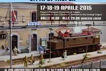 """V Mostra di Modellismo Ferroviario  """" Città di Tropea""""  17-18-19 APRILE 2015 / V EXPO MODELLISMO FERROVIARIO Città di Tropea 17-18-19 Aprile 2015  :  http://gftropea.blogspot.it/"""