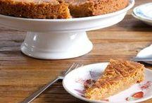 Taarten en gebakjes