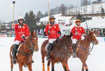 Snow Polo World Cup Kitzbühel