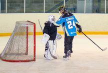Its hockey time!
