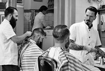 Men's Hairstyles and Haircuts Ultimate Guide / The ultimate guide to men's hairstyles and haircuts. Learn about everything you need to know to keep your hair style current.