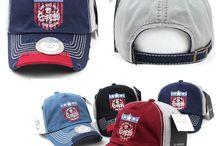 Vintage Distressed Trucker Cap Hat