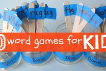 Education word games