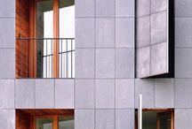 Facade panel