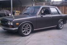 Datsun 510 / by Shawn Baden