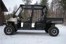 UTV Side By Side Lift Kits