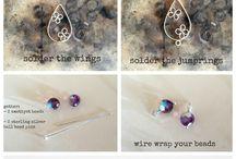 diy  wire accessories