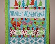 Quilting and sewing!!