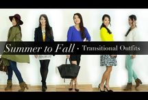 Outfit / Ruhaösszeállítások minden évszakra