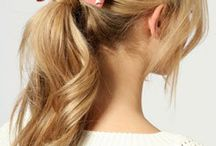 hairstyles with bow