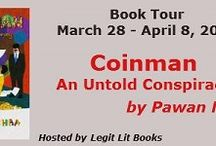 Blog Tours / Bringing you the latest blog tours. Many include giveaways too