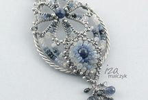 Crafted Jewelry 6 / by Sue Grabber