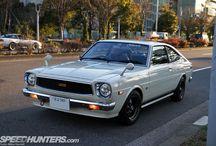 Classic Japan Cars
