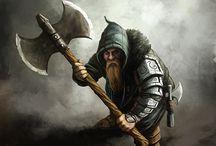 Characters / Dwarfs