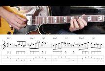 Jazz Guitar Lesson - Progression #3 - Blues for Ali / Jazz Guitar Lesson - Progression #3 - Blues for Ali - Jazz Guitar Improvisation - Jazz Guitar Lesson - Jazz Guitar Technique - Jazz Guitar Lick