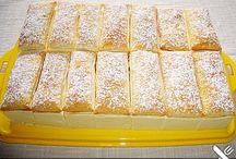 пирог слоенный