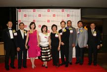 44th Annual Gala (2015) 華埠服務中心舉行44周年籌款晚會及無聲義賣 / Thank you for supporting the Chinatown Service Center 44th Annual Fundraising Gala & Silent Auction. Your sponsorship helped raise significant funds to support the programming we deliver to social services. Ms. Cindy Lee welcomed guests to a black tie evening featuring cocktails, silent auction, dinner, lion dances, vocal solo, raffle drawing, and Miss Chinatown fashion shows. It helped not only to raise money, but to raise agency visibility and make more people aware of the work we do.