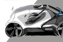 iot concept car
