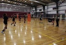 Volleyboll övningar