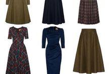 Как одеться - винтаж