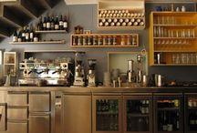 Coffe and Tea Bar Ideas