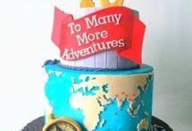 Cake - Travel
