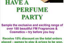 Keep Calm and Smell Perfume