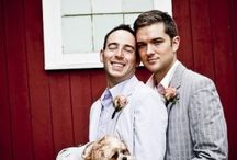 Gay Wedding Photography for Mike and Daryl's Wedding! / by Kelli Hardacker