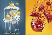 Arte y gastronomía / Arte y gastronomía unidos en una pasión -Art and gastronomy