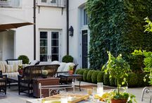 French Style Patios