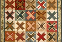 scrappy quilts / by Pat Mosley