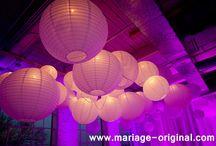 Fiche technique : éclairer des lanternes en papier