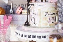 Paris Themed Party Ideas / Celebrate in style with inspiration from  these Paris Themed Party Ideas / by Partystock