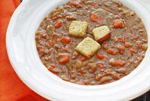 Soup Ideas / by Maureen Pritchett