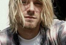 Kurt cobain / by Justine Schaafsma