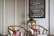 Chinese interior style etc