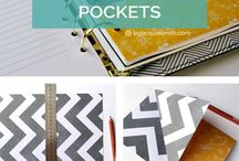 DIY Planner Hacks / Free printables or tips and tricks to DIY accessories for your planner.