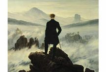 Casper David Friedrich German / Romantic painter
