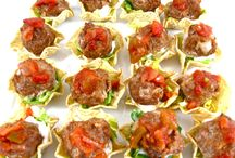 Appetizers / by Cheryl Smith