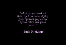 #JackNicklaus Design Quotes