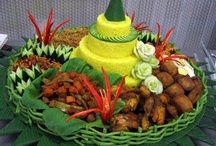 tumpeng indonesia
