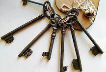 Old keys _ chiavi antiche