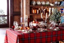 Table scape holidays